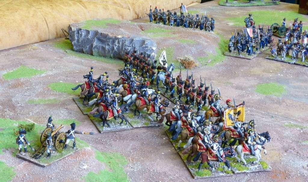 Campagne 1809 (ou ce que vous verrez à Bourges pour Avaricum v !) P1000814