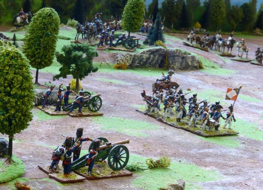 Campagne 1809 (ou ce que vous verrez à Bourges pour Avaricum v !) P1000818