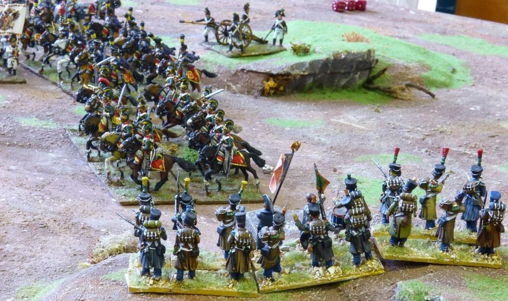 Campagne 1809 (ou ce que vous verrez à Bourges pour Avaricum v !) P1000819