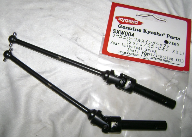 Nos Kyosho Scorpion xxl ve pas comme les autres - Page 3 Photo983