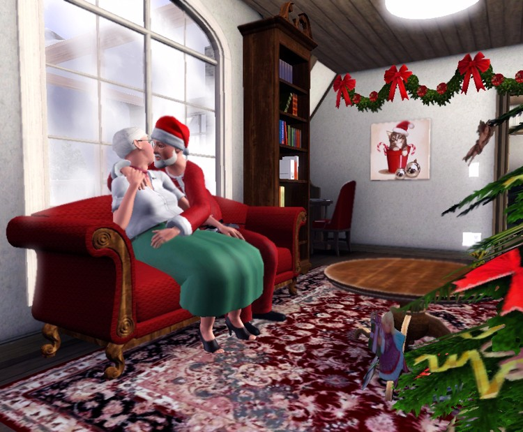 [Clos] Chez le Père Noël Screen32