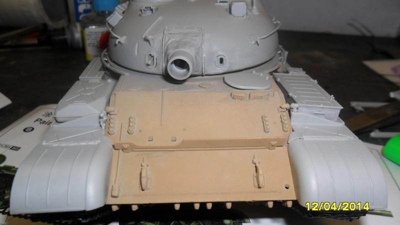 """T-62 MOD7LE 62  """"TRUMPETER"""" 2014-117"""