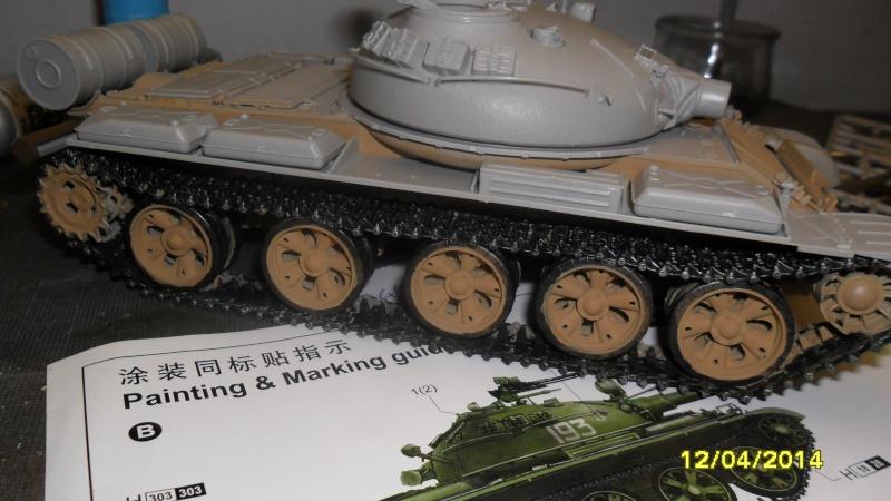 """T-62 MOD7LE 62  """"TRUMPETER"""" 2014-118"""