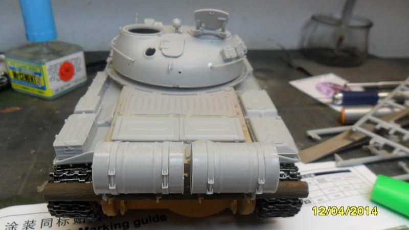 """T-62 MOD7LE 62  """"TRUMPETER"""" 2014-119"""