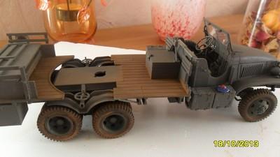 """GMC  Bofors 40 mm  """" Hobby boss"""" Sam_0718"""