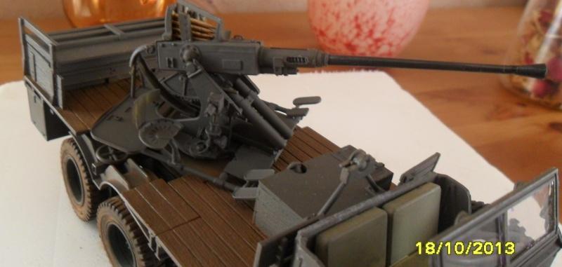 """GMC  Bofors 40 mm  """" Hobby boss"""" Sam_0810"""
