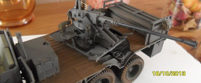 """GMC  Bofors 40 mm  """" Hobby boss"""" Sam_0812"""