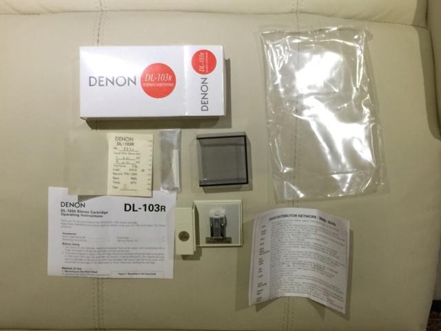 Vendo testina Denon DL 103R (Mi-Va) A3117910