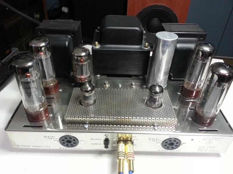 Amplificatore Dynaco 70A 20140110