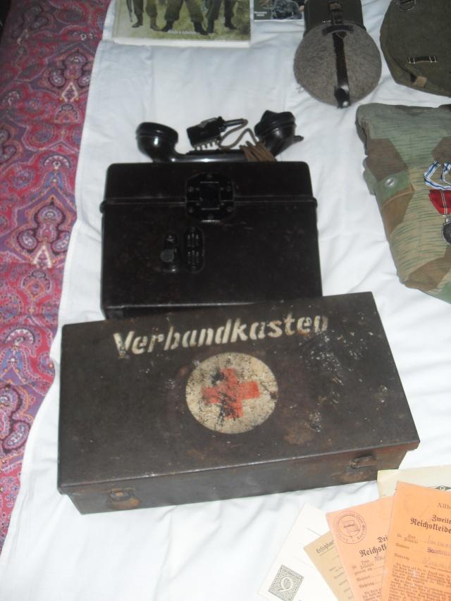 Vitrine Allemande : Diplome Spange EK1 NSDAP 18/05 Sdc12238