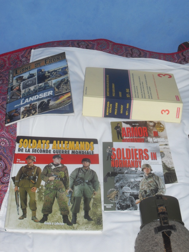 Vitrine Allemande : Diplome Spange EK1 NSDAP 18/05 Sdc12239