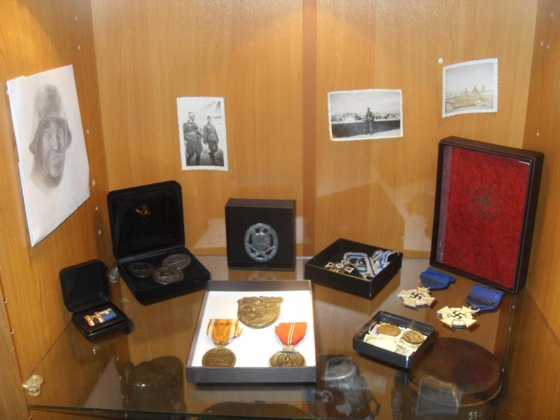 Vitrine Allemande : Diplome Spange EK1 NSDAP 18/05 Sdc12240