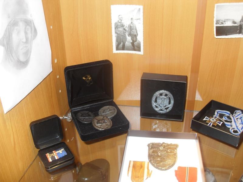 Vitrine Allemande : Diplome Spange EK1 NSDAP 18/05 Sdc12241