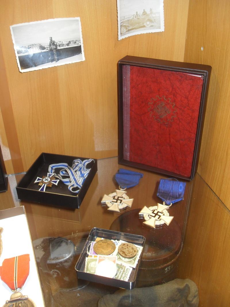 Vitrine Allemande : Diplome Spange EK1 NSDAP 18/05 Sdc12242