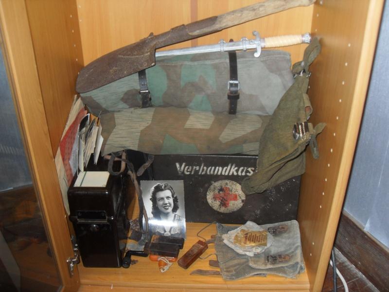 Vitrine Allemande : Diplome Spange EK1 NSDAP 18/05 Sdc12244