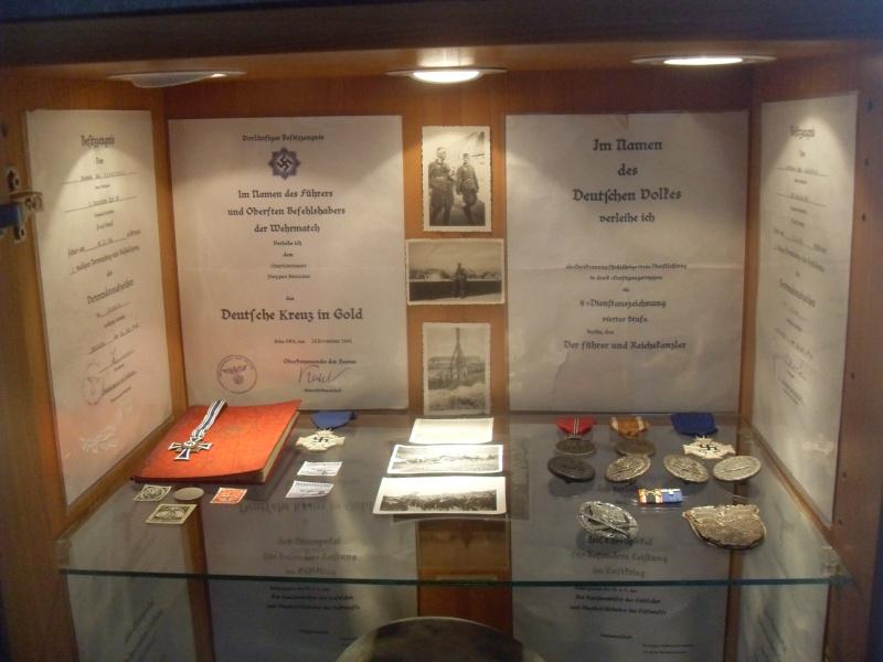 Vitrine Allemande : Diplome Spange EK1 NSDAP 18/05 - Page 2 Sdc12422