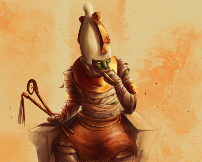 Illustration de hedes - Page 2 Osiris13