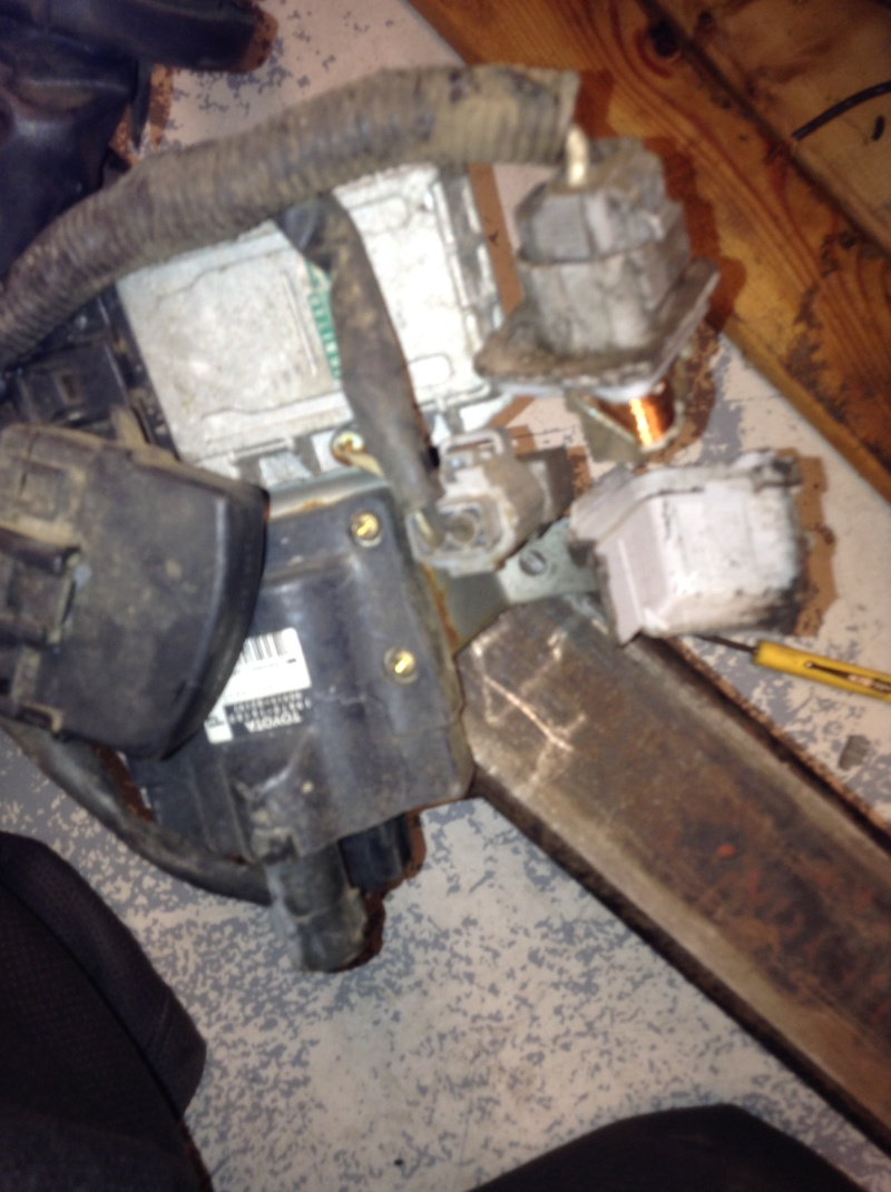 Old And slightly New (used) Engine Harness/loom 2013-131