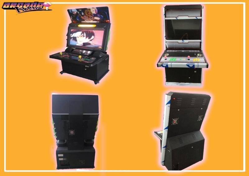 Arcade Arena Shop (préco G-balance) Cabsfu10