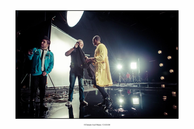 [DALS 4] PHOTOSHOOT Chris Marques Directeur Artistique de #DALS conseillant et guidant les Stars et Danseurs Pros By Clément Axel Manes 1014