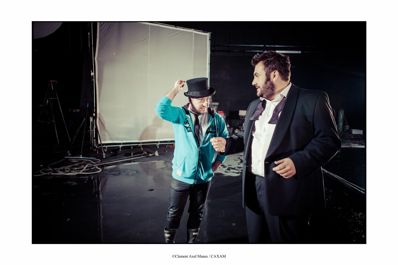 [DALS 4] PHOTOSHOOT Chris Marques Directeur Artistique de #DALS conseillant et guidant les Stars et Danseurs Pros By Clément Axel Manes 1114