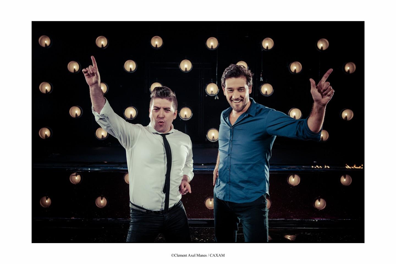 [DALS 4] PHOTOSHOOT Chris Marques Directeur Artistique de #DALS conseillant et guidant les Stars et Danseurs Pros By Clément Axel Manes 1314