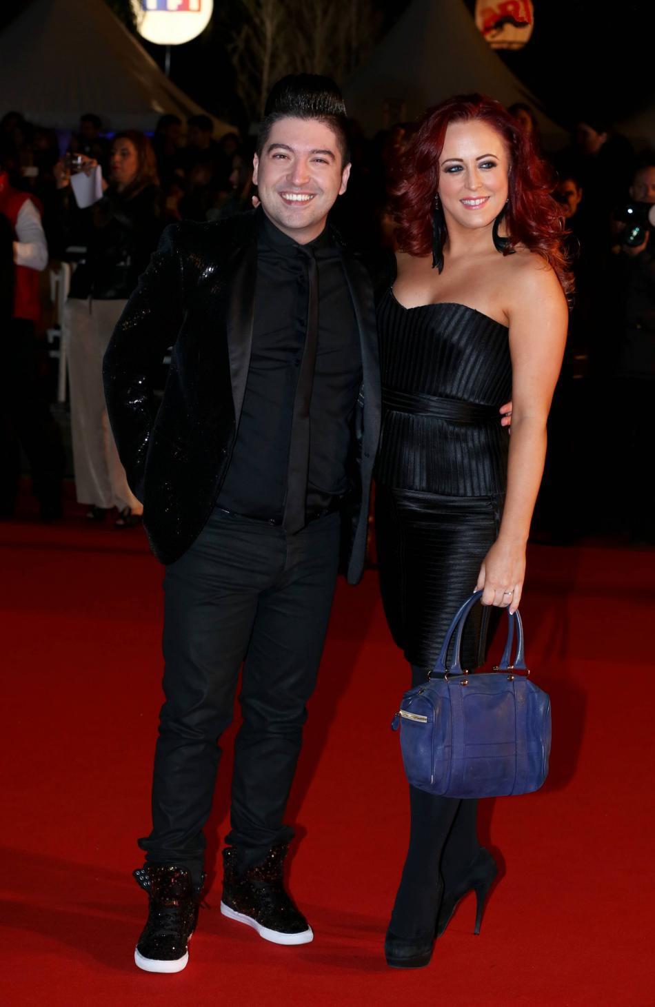 NEWS PICS Chris Marques et Jaclyn Spencer à la 15TH Édition des NRJ Music Awards 13330611