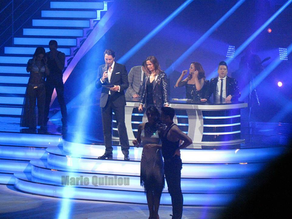 [11.01.14] Photos de Chris Marques et Jaclyn Spencer au Zénith de Nantes #DALSLaTournée 14975110