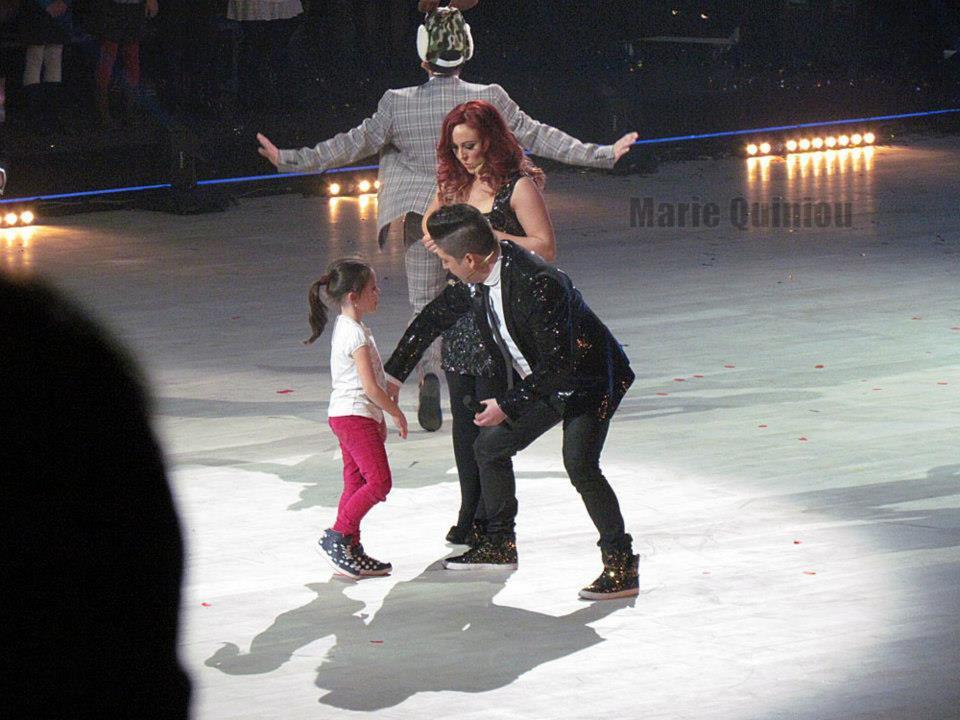 [12-01-14] Chris et Jaclyn Spencer à #Nantes pour @DALSLaTournée 15315510