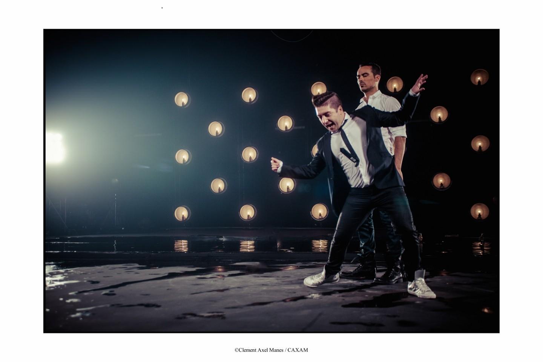 [DALS 4] PHOTOSHOOT Chris Marques Directeur Artistique de #DALS conseillant et guidant les Stars et Danseurs Pros By Clément Axel Manes 2312