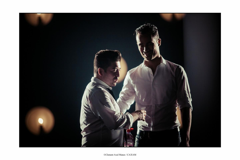 [DALS 4] PHOTOSHOOT Chris Marques Directeur Artistique de #DALS conseillant et guidant les Stars et Danseurs Pros By Clément Axel Manes 2412