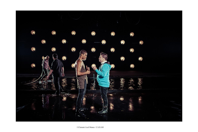[DALS 4] PHOTOSHOOT Chris Marques Directeur Artistique de #DALS conseillant et guidant les Stars et Danseurs Pros By Clément Axel Manes 3111