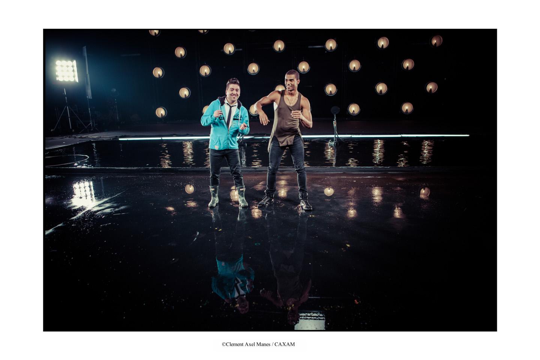 [DALS 4] PHOTOSHOOT Chris Marques Directeur Artistique de #DALS conseillant et guidant les Stars et Danseurs Pros By Clément Axel Manes 3311