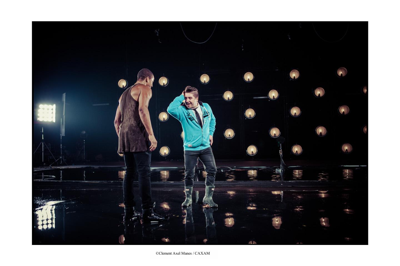 [DALS 4] PHOTOSHOOT Chris Marques Directeur Artistique de #DALS conseillant et guidant les Stars et Danseurs Pros By Clément Axel Manes 3411