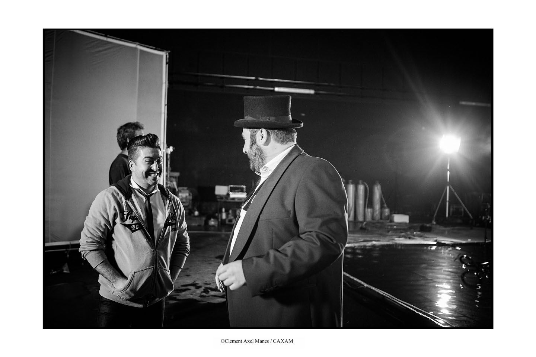 [DALS 4] PHOTOSHOOT Chris Marques Directeur Artistique de #DALS conseillant et guidant les Stars et Danseurs Pros By Clément Axel Manes 3611