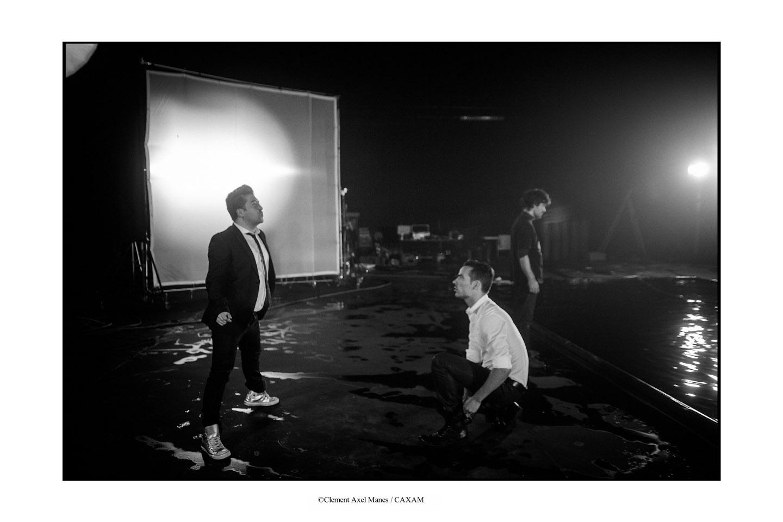 [DALS 4] PHOTOSHOOT Chris Marques Directeur Artistique de #DALS conseillant et guidant les Stars et Danseurs Pros By Clément Axel Manes 4211