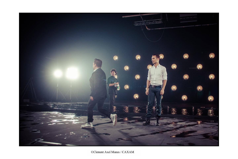 [DALS 4] PHOTOSHOOT Chris Marques Directeur Artistique de #DALS conseillant et guidant les Stars et Danseurs Pros By Clément Axel Manes 4312