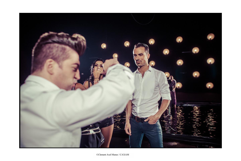 [DALS 4] PHOTOSHOOT Chris Marques Directeur Artistique de #DALS conseillant et guidant les Stars et Danseurs Pros By Clément Axel Manes 4411