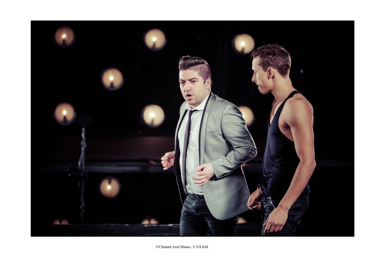 [DALS 4] PHOTOSHOOT Chris Marques Directeur Artistique de #DALS conseillant et guidant les Stars et Danseurs Pros By Clément Axel Manes 4613