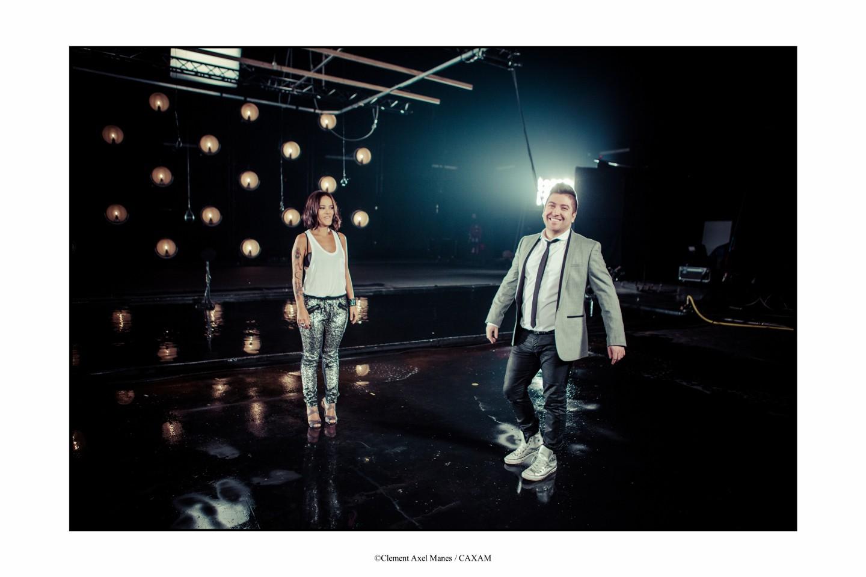 [DALS 4] PHOTOSHOOT Chris Marques Directeur Artistique de #DALS conseillant et guidant les Stars et Danseurs Pros By Clément Axel Manes 714