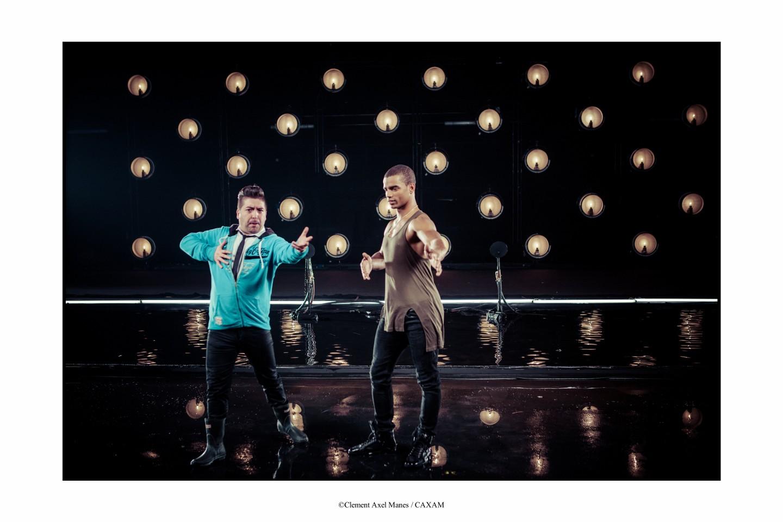 [DALS 4] PHOTOSHOOT Chris Marques Directeur Artistique de #DALS conseillant et guidant les Stars et Danseurs Pros By Clément Axel Manes 914