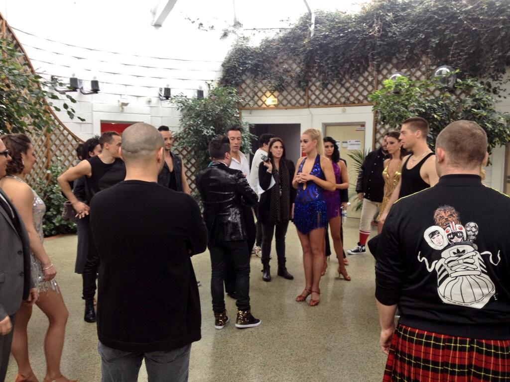 [15.16-02-14] Chris et Jaclyn Spencer à #TOULOUSE pour @DALSLaTournée  Bgmjz911