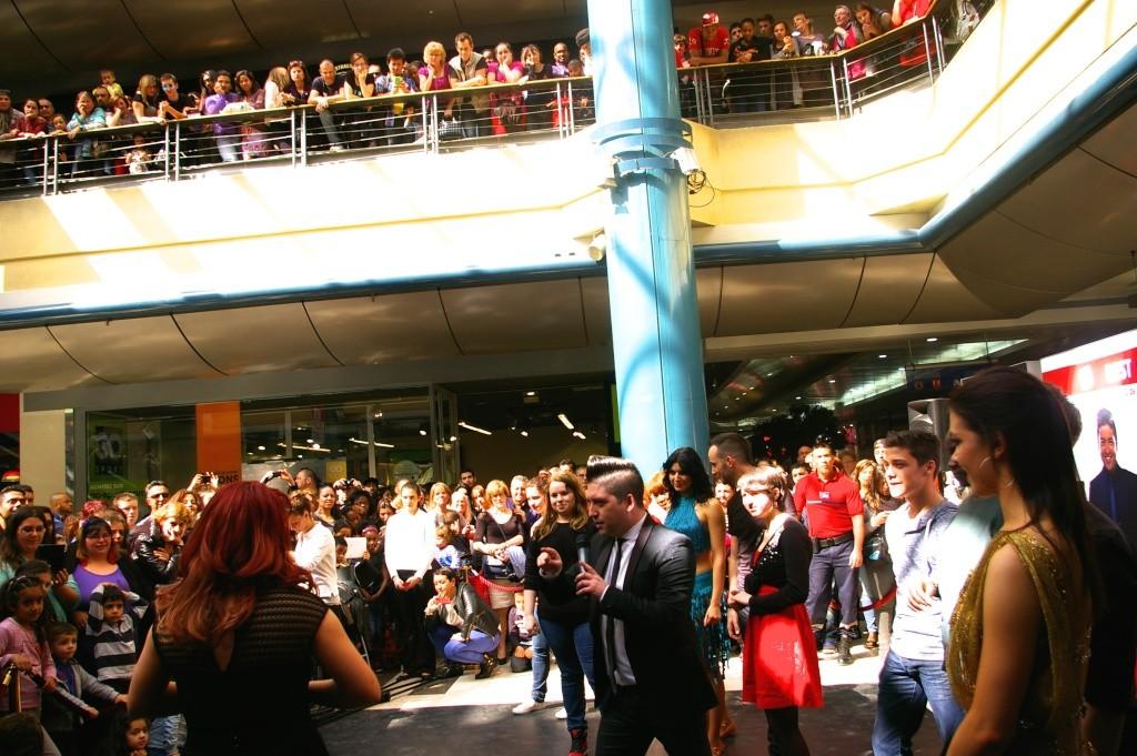 [05.04.2014] Chris Marques et Jaclyn Spencer pour l'événement #BestOfDance aux #3Fontaines Imgp9248