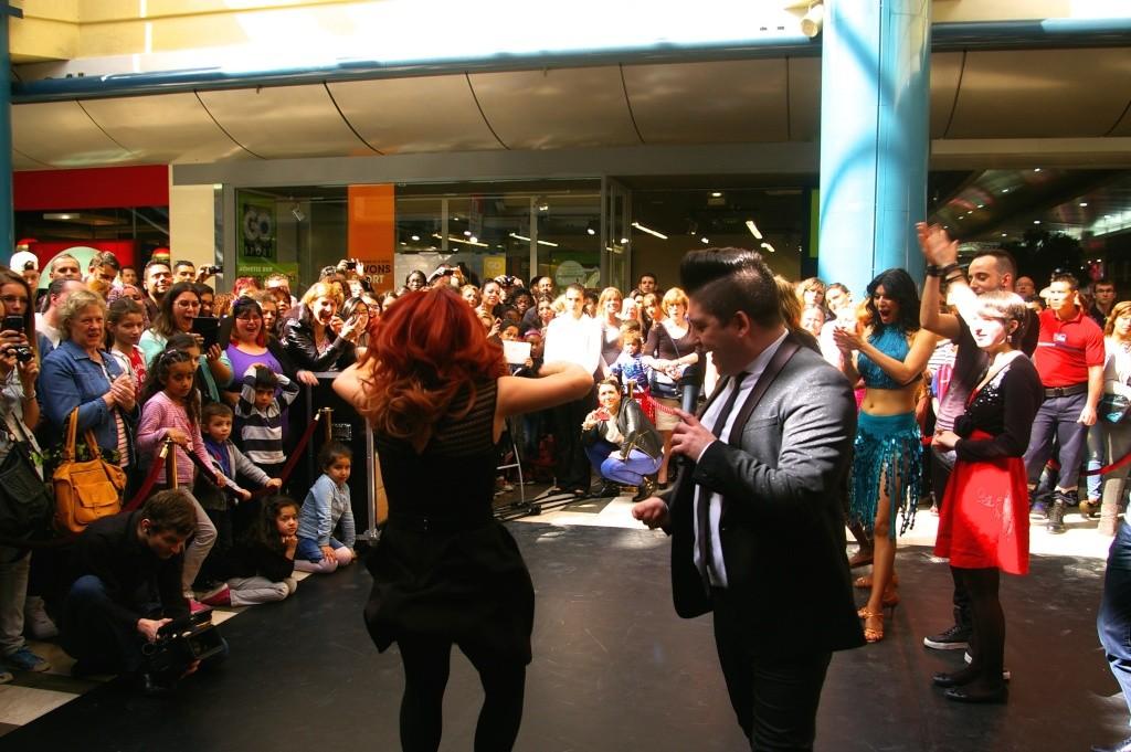 [05.04.2014] Chris Marques et Jaclyn Spencer pour l'événement #BestOfDance aux #3Fontaines Imgp9252