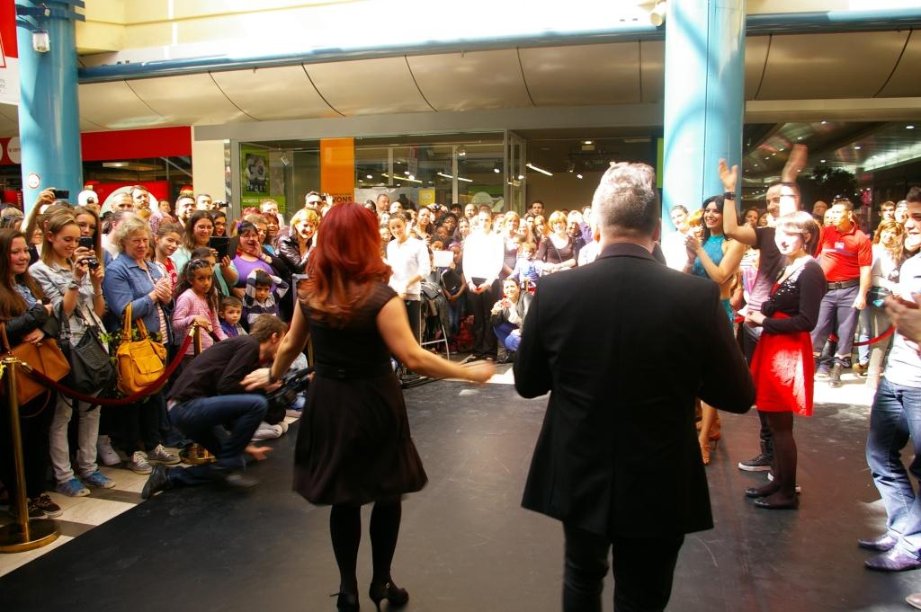 [05.04.2014] Chris Marques et Jaclyn Spencer pour l'événement #BestOfDance aux #3Fontaines Imgp9253
