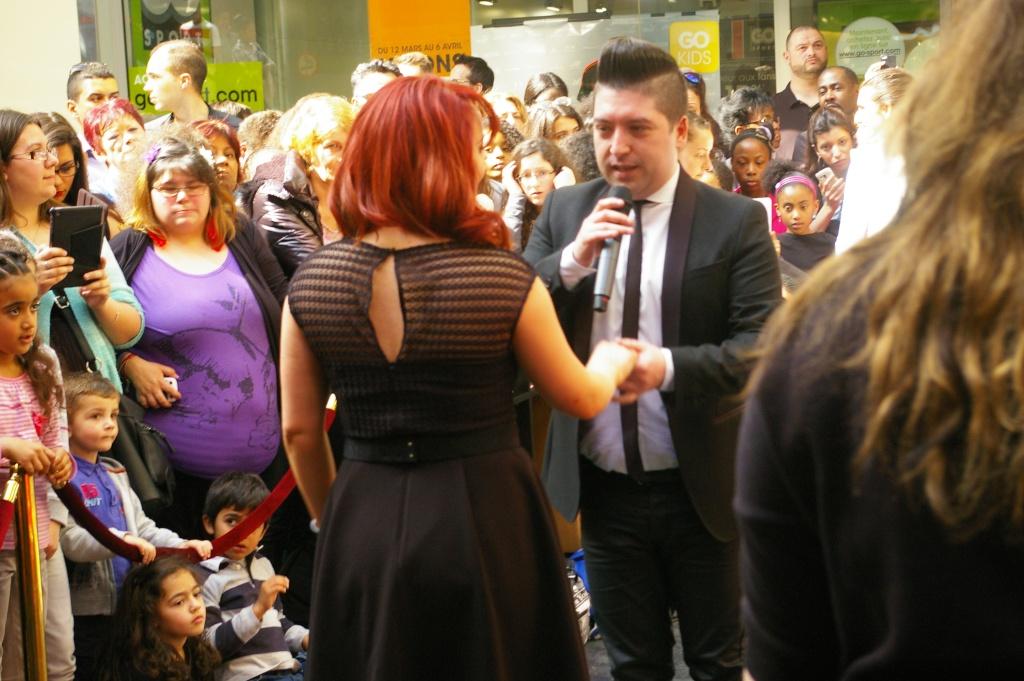 [05.04.2014] Chris Marques et Jaclyn Spencer pour l'événement #BestOfDance aux #3Fontaines Imgp9317