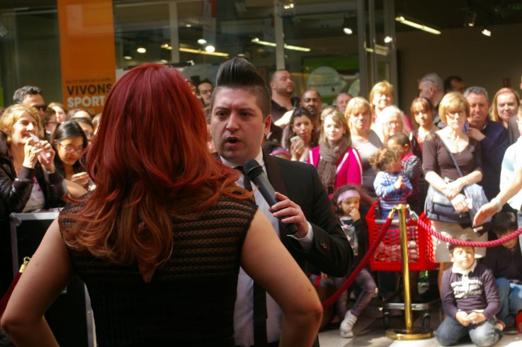 [05.04.2014] Chris Marques et Jaclyn Spencer pour l'événement #BestOfDance aux #3Fontaines Imgp9323