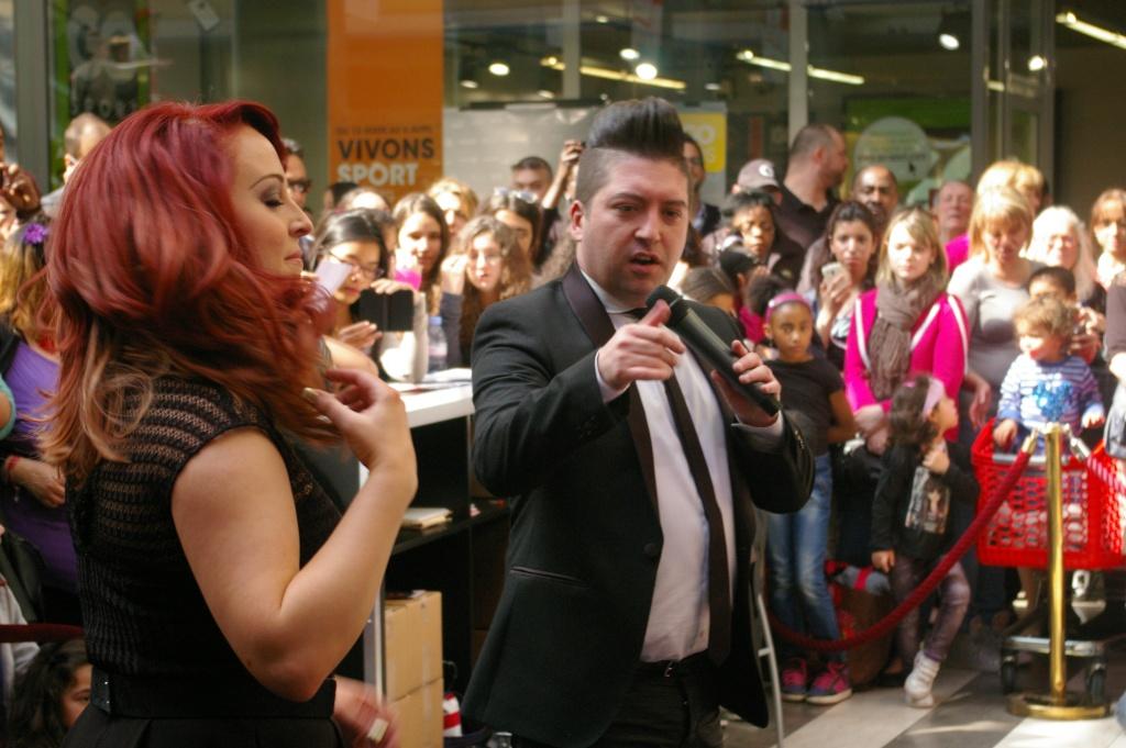 [05.04.2014] Chris Marques et Jaclyn Spencer pour l'événement #BestOfDance aux #3Fontaines Imgp9324
