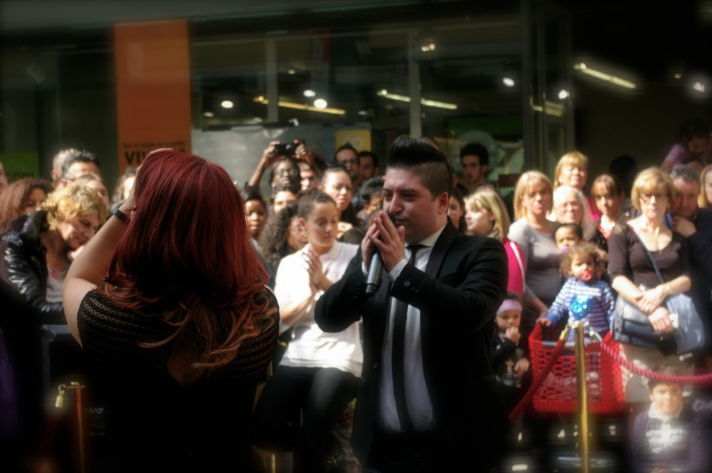 [05.04.2014] Chris Marques et Jaclyn Spencer pour l'événement #BestOfDance aux #3Fontaines Imgp9325