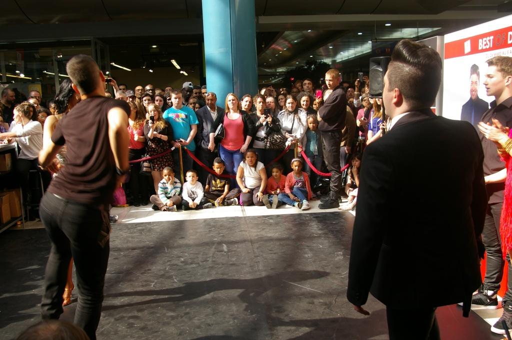 [05.04.2014] Chris Marques et Jaclyn Spencer pour l'événement #BestOfDance aux #3Fontaines Imgp9422